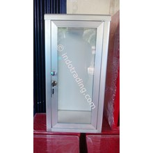 Box Plate Aluminium