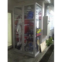 Safety Cabinets Or Showcase