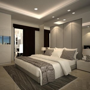 Kamar Tidur Modern By PT. Atelli Joinerindo Nusantara