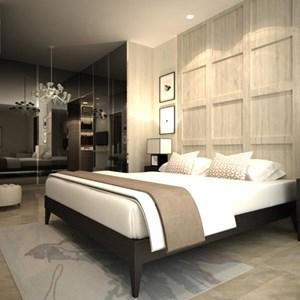 Kamar Tidur Glamor By PT. Atelli Joinerindo Nusantara