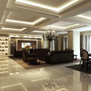 Ruang Keluarga Modern Klasik 2 By PT. Atelli Joinerindo Nusantara