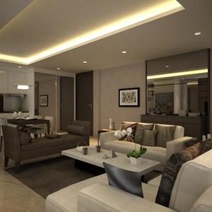 Ruang Keluarga Modern 2 By PT. Atelli Joinerindo Nusantara
