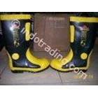 Fireman Sepatu Boots Harvik Baja Shank 1