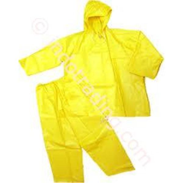Jas Hujan Safety Kuning