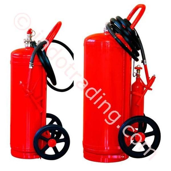 Tabung Pemadam Kebakaran - Dry Powder Trolley
