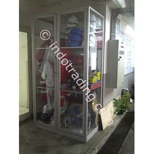 Box APD Lemari Safety
