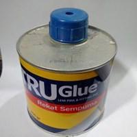 Jual pvc tru glue
