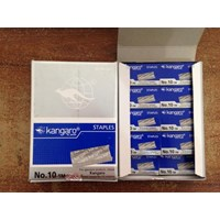 Jual ISI STAPLES NO 10 KANGAROO