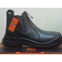 SEPATU SAFETY SHOES KWD 706X