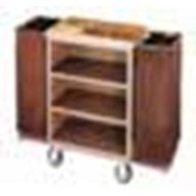 (Furniture) (Trolley) Ex: housekeeping trolley