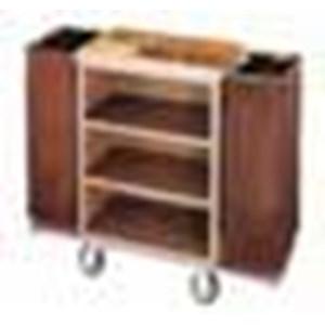 (Furniture) (Trolley) Ex: housekeeping trolley