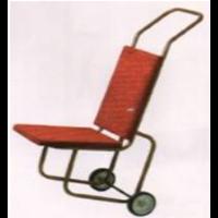 Jual (Perabot Hotel) (Troli Hotel) EX: Banquet Chair Trolley