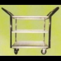 Jual (Perabot Hotel) (Troli Hotel) EX: Kitchen Trolley