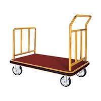 Jual (Perabot Hotel) (Troli Hotel)  EX: Luggage Trolley 2