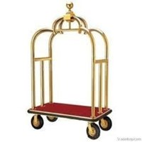 Jual (Perabot Hotel) (Troli Hotel) EX: Birdcage Trolley BCT-KT