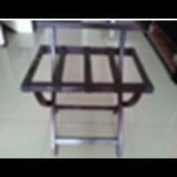 Jual Rak Barang Wooden Tray Stand 2