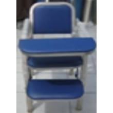 Kursi Hotel   Steel Baby Chair