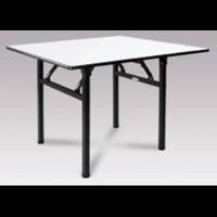 Jual Meja  Hotel Square Table HPL 2