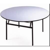 Jual Meja Hotel  Round Table PVC