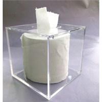 Jual Tempat Tissue Hotel  Tempat Tissue Kotak Acrylic