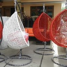 SYNTHETIC RATTAN CHAIRS Hotel Chair SWING CHAIRLIFT