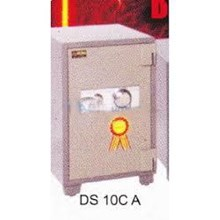 Brankas Safe Deposit Box Brother Tipe Ds 10 A