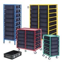 Rak Container Trolley