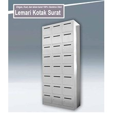 Locker Stainless 24 Laci