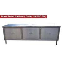 Jual Cabinet Stainless with Drawer