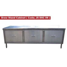 Cabinet Stainless with Drawer