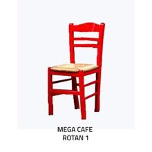 Kursi Makan Mega Cafe Rotan 1