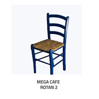 Jual Kursi Makan Mega Cafe Rotan 2