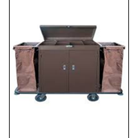 House Keeping Trolley with penutup 1