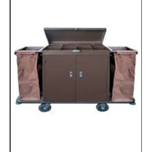 House Keeping Trolley with penutup