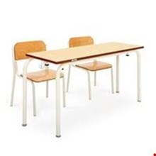 Uni Desk & Chair Low Chitose