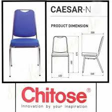 Jual Chitose Chair Caesar N Harga Murah Bandung Oleh PD Handy