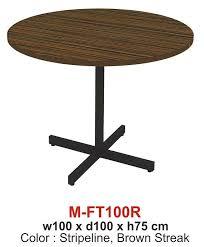 Jual Expo Foodcourt Table Type M FT 100R Harga Murah