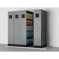Jual Locker Mobile File VIP Type Manual System