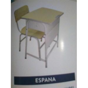 Dari Meja dan Kursi Sekolah Duma Espana 0