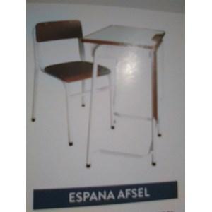 Meja dan Kursi Sekolah Duma Espana Afsel