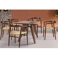 Galeri Mega Wooden Chair GPSW 09 1