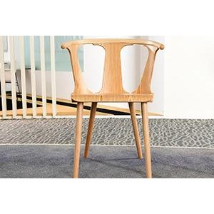 Dari Galeri Restaurant Chair Wooden Chair GPSW 02 0