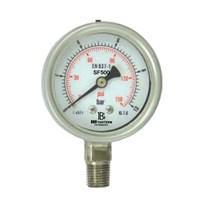 Jual All Stainless steel Pressure Gauges