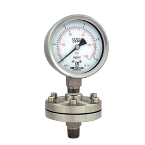 All stainless steel pressure gauge (diaphragm)