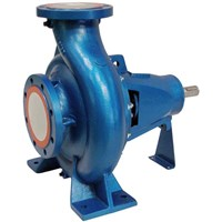 End Suction Centrifugal Pump 1