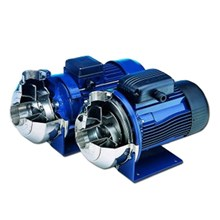 Pompa Centrifugal - Threaded centrifugal pumps with open impeller