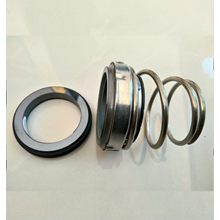 MECHANICAL SEAL THE RUBBER BELLOWS CONICAL SINGLE SPRING