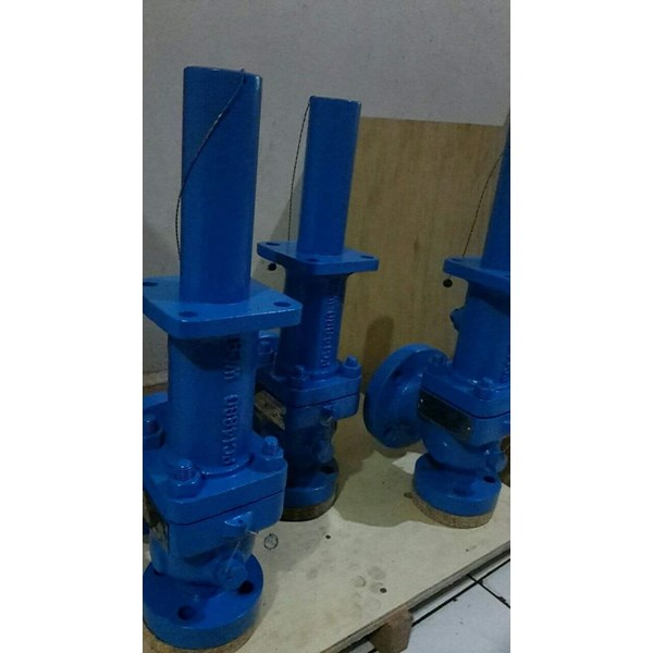 Crosby Pressure Safety Valve