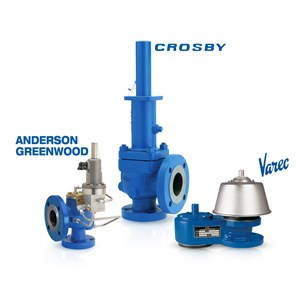 SAFETY VALVE CROSBY By Sumber Teknik Indonusa