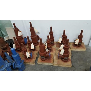 Safety Valve Farris By PT. Sumber Teknik Indonusa